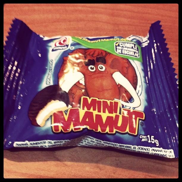 Mini Mamut para el win