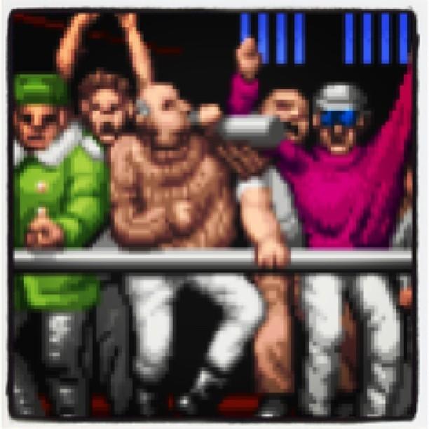 Varonada en el Street Fighter