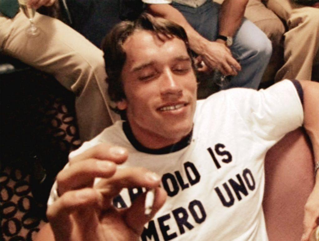 Arnold Im a Cop
