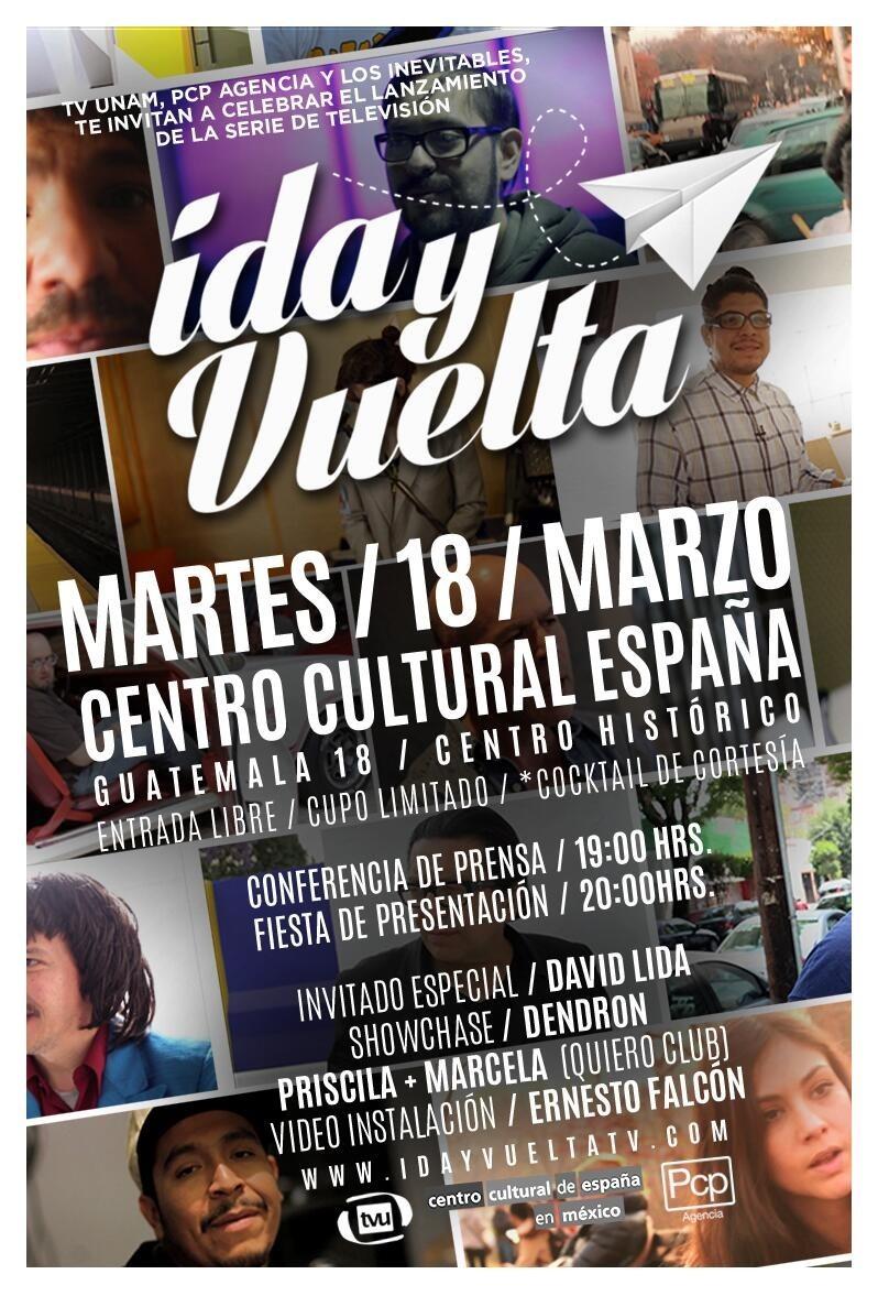 Ida y Vuelta CDMX