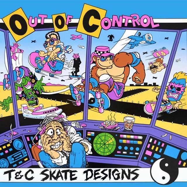 T&C Skate Designs