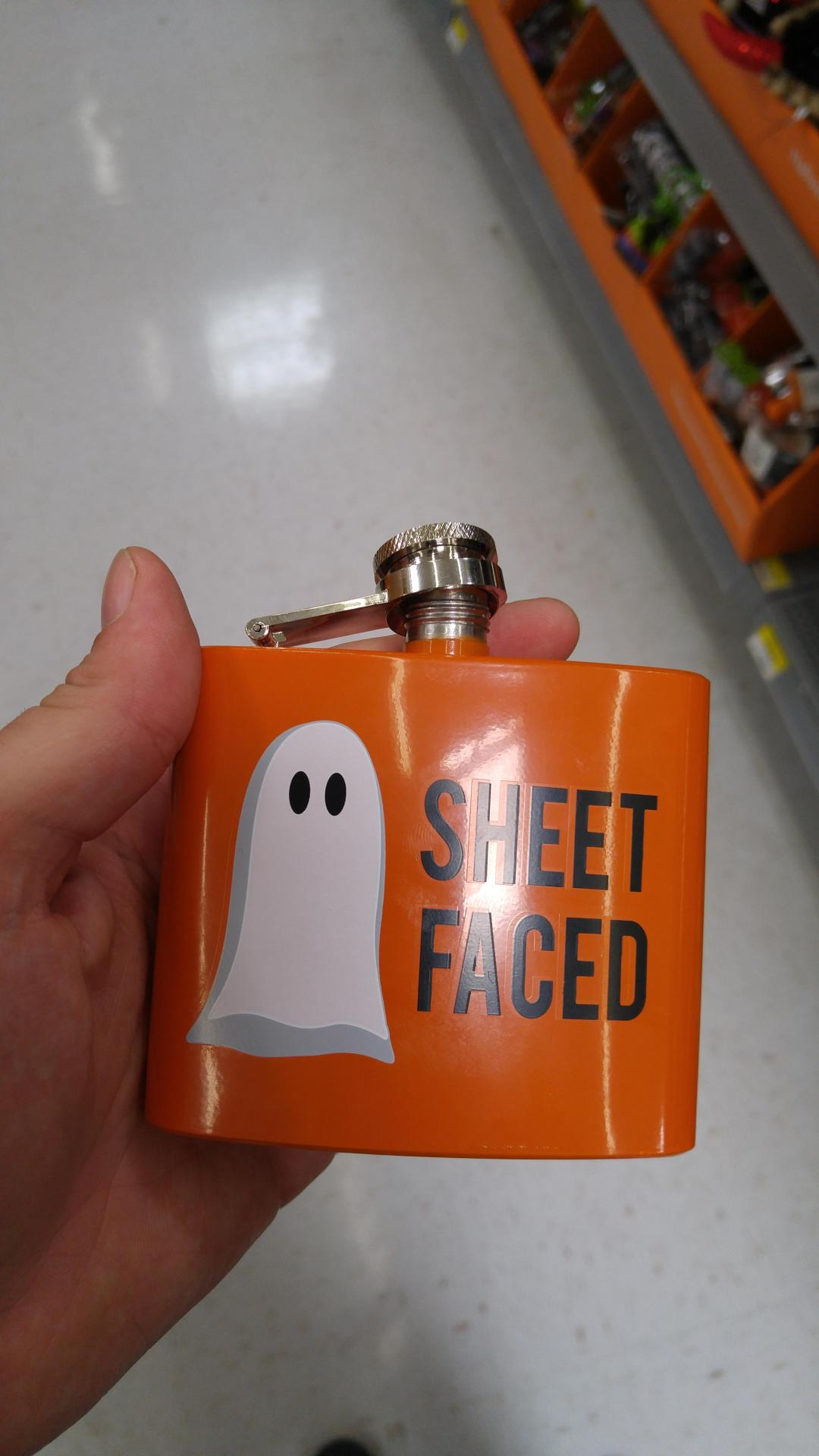 This Halloween I'm getting