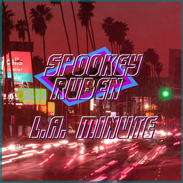 """L.A. Minute"" por Spookey Ruben"
