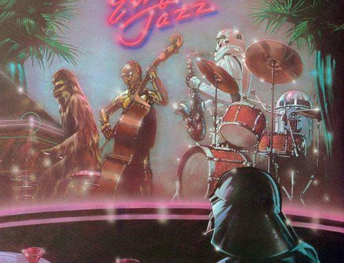 Empire Jazz desde la cantina de Star Wars #maythe4thbewithyou